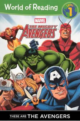 These Are the Avengers by Thomas Macri