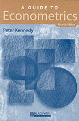 A A Guide to Econometrics by Peter Kennedy