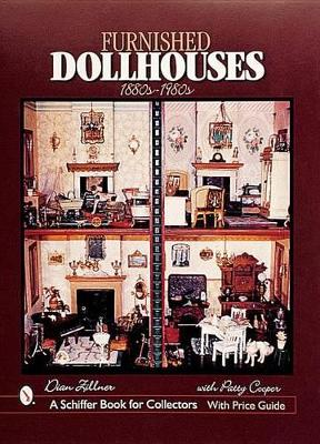 Furnished Dollhouses book