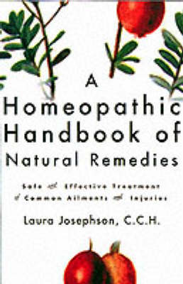 Homeopathic Hdbk/Nat Remedies book
