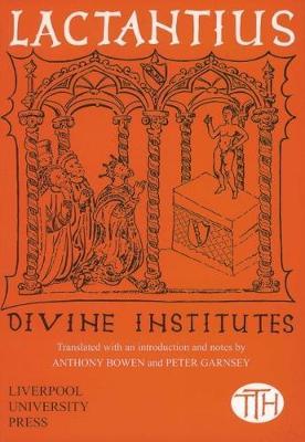 Lactantius by Anthony Bowen