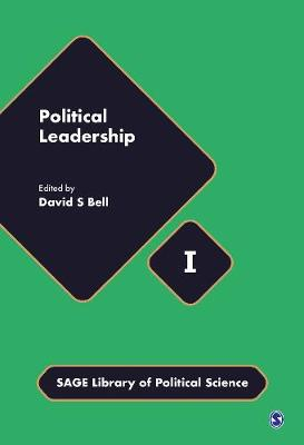 Political Leadership by David C. Bell