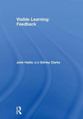 Visible Learning: Feedback by John Hattie