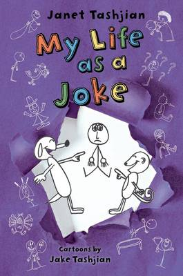 My Life as a Joke by Janet Tashjian