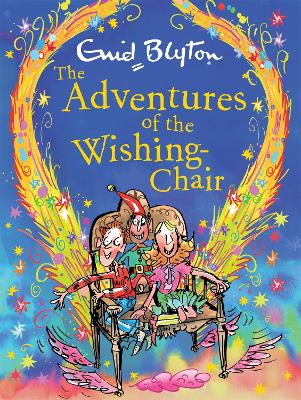 The Adventures of the Wishing-Chair Deluxe Edition: Book 1 book