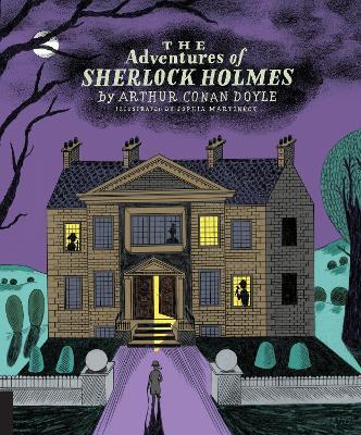 Classics Reimagined, The Adventures of Sherlock Holmes by Sir Arthur Conan Doyle