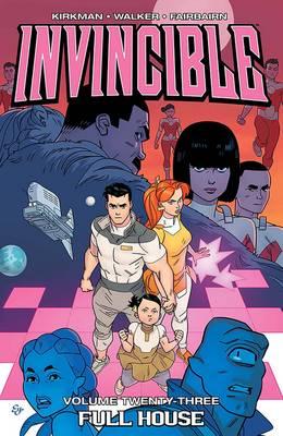Invincible Volume 23 by Robert Kirkman