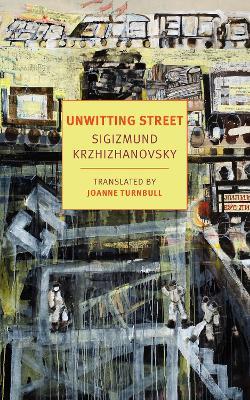 Unwitting Street book