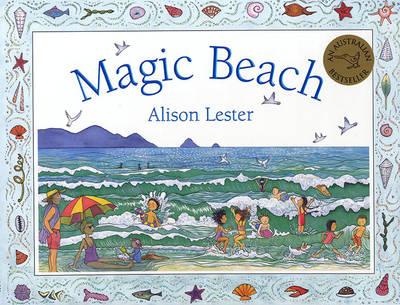 Magic Beach book