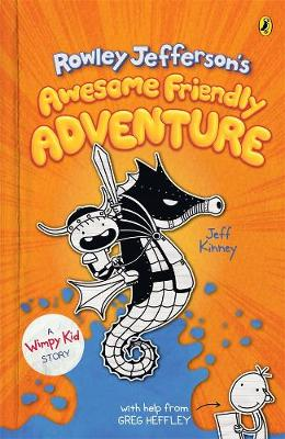Rowley Jefferson's Awesome Friendly Adventure by Matthew Williamson