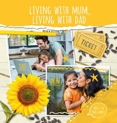 Living With Mum, Living With Dad by Holly Duhig