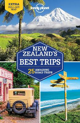 Lonely Planet New Zealand's Best Trips book