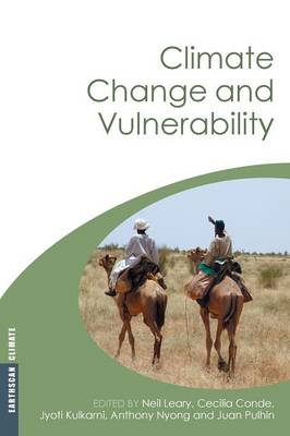 Climate Change and Vulnerability book