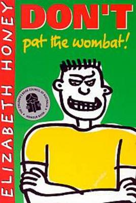 Don'T Pat the Wombat! book