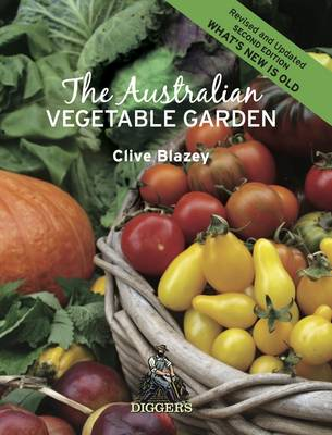 Australian Vegetable Garden book