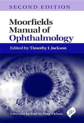 Moorfields Manual of Ophthalmology book