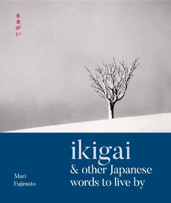 Ikigai & Other Japanese Words to Live By by Mari Fujimoto