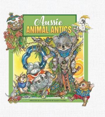 Aussie Animal Antics book