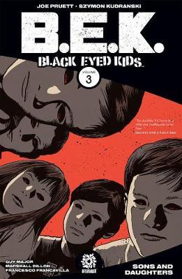 Black Eyed Kids Volume 2 by Joe Pruett