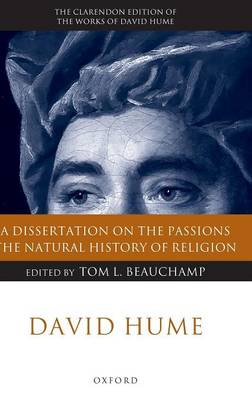 David Hume: A Dissertation on the Passions; The Natural History of Religion book