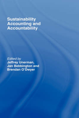 Sustainability Accounting and Accountability book