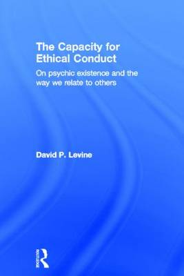 Capacity for Ethical Conduct book