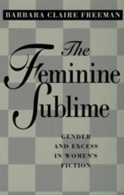Feminine Sublime book