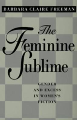 Feminine Sublime book
