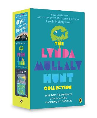 Lynda Mullaly Hunt Collection book