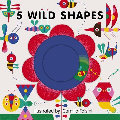 5 Wild Shapes by Camilla Falsini
