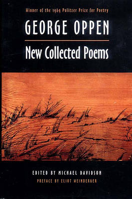 New Collected Poems by George Oppen