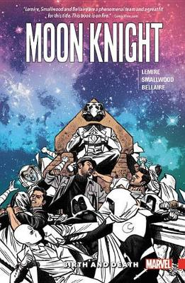 Moon Knight Vol. 3: Birth And Death by Jeff Lemire