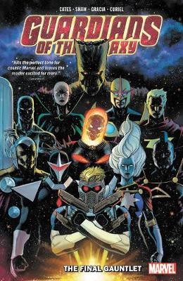Guardians Of The Galaxy By Donny Cates Vol. 1 by Donny Cates