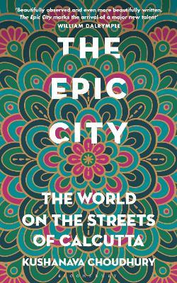 Epic City book