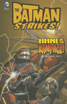 Bane on the Rampage! book