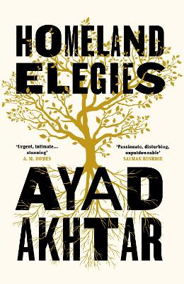 Homeland Elegies: A Barack Obama Favourite Book by Ayad Akhtar