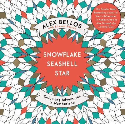 Snowflake Seashell Star by Alex Bellos