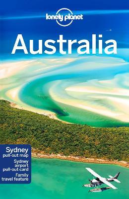 Lonely Planet Australia book