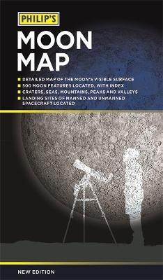 Philip's Moon Map 2018 by Dr John Murray