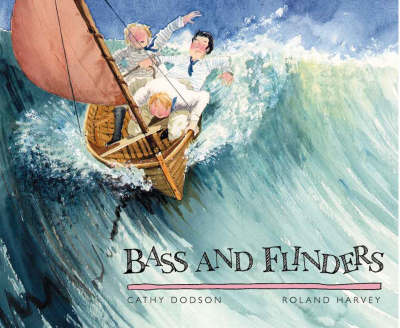 Bass and Flinders by Roland Harvey