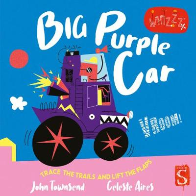 Vroom! Big Purple Car! book