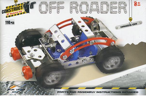 Construction Kit: Off Roader by