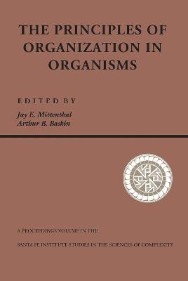 Principles Of Organization In Organisms book