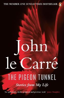 Pigeon Tunnel book