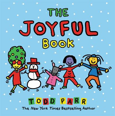 The Joyful Book by Todd Parr