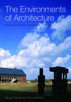 Environments of Architecture book