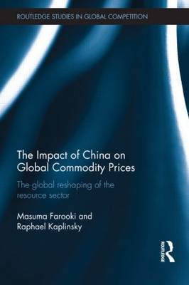 Impact of China on Global Commodity Prices book