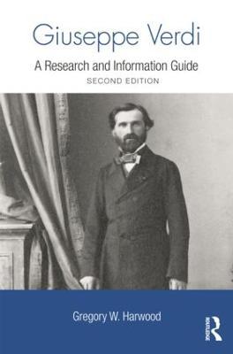 Giuseppe Verdi book