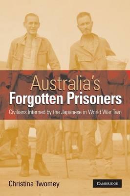 Australia's Forgotten Prisoners book