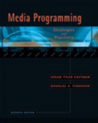Media Programming by Susan Tyler Eastman